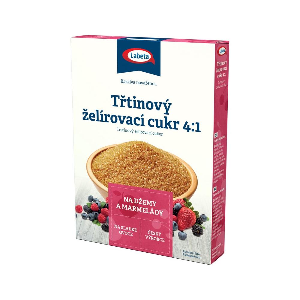 LABETA Třtinový želírovací cukr 250 g