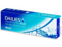 ALCON Dailies AquaComfort Plus měsíční čočky 30 kusů, Počet dioptrií: -0,50, Počet kusů v balení: 30 ks, Průměr: 14,0, Zakřivení: 8,7