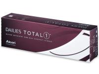 ALCON Dailies Total 1 30 čoček, Počet dioptrií: -0,50, Počet kusů v balení: 30 ks, Průměr: 14,1, Zakřivení: 8,5