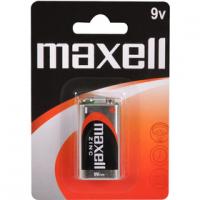 MAXELL 6F22 1BP 9V Zn baterie