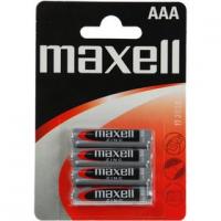 MAXELL R03 4BP AAA Zn mikrotužková baterie