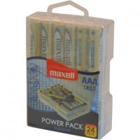 MAXELL LR03 24BP AAA Power - alkalická baterie