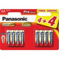 LR6 8BP AA Pro Power alk PANASONIC