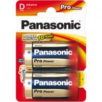 PANASONIC LR20 2BP D pro power - alkalické baterie