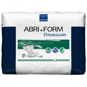 ABENA Abri form air plus premium absorpční kalhotky 8 kapek vel. L3 20 kusů