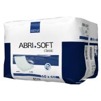 ABENA Abri Soft Inkontinenční podložky 4 kapky 60 x 60 cm 25 kusů
