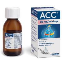 ACC Sirup 20 mg/ml 100 ml