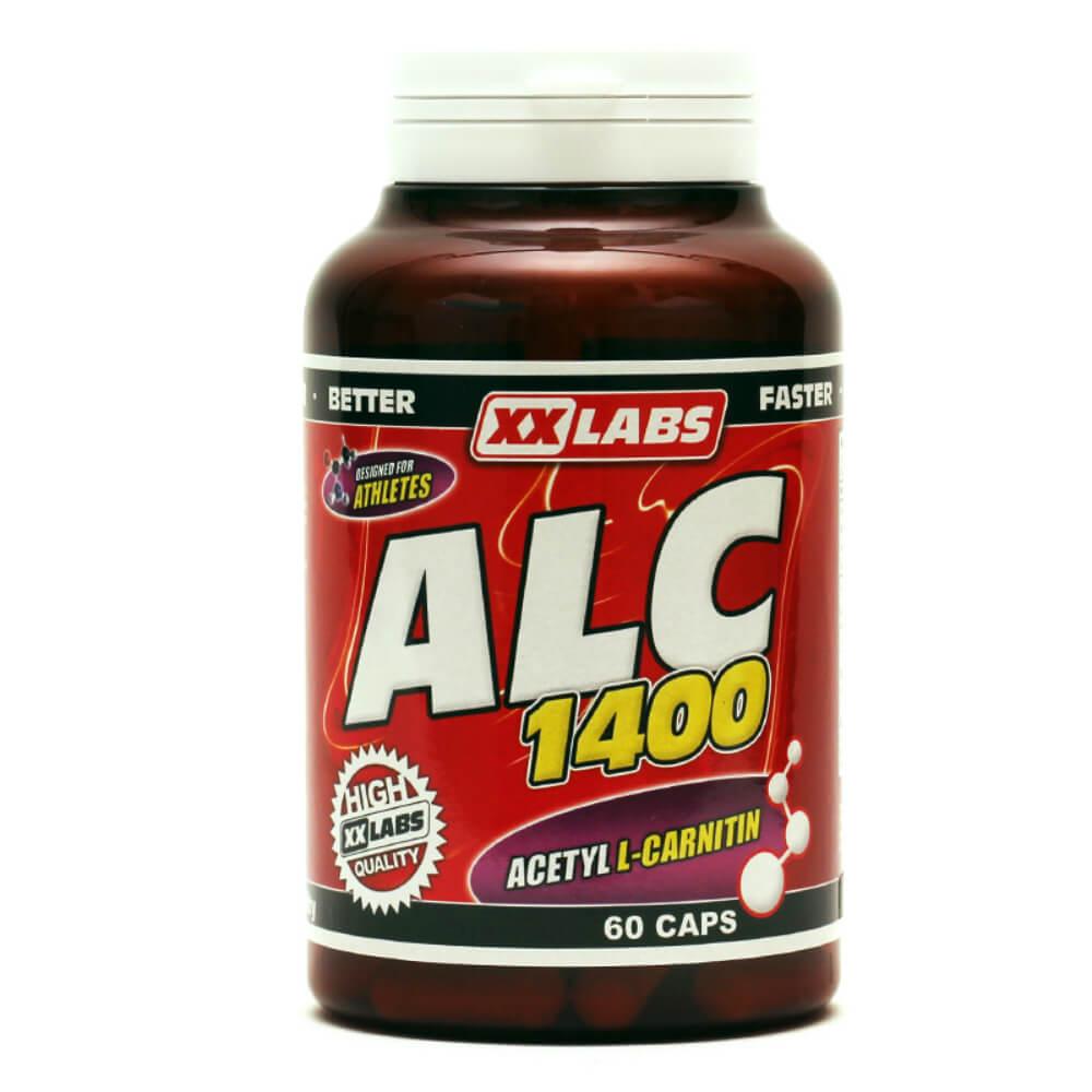 XXTREME NUTRITION Acetyl L-Carnitin 60tbl. - VÝHODNÉ BALENÍ 3 ks za cenu 2 - při nákupu 2 kusů Dárek