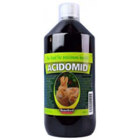 BENEFEED Acidomid K králíci 1 litr