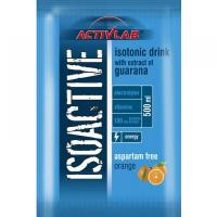 ActivLab Isoactive iontový nápoj s guaranou 20 sáčků pomeranč
