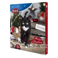 TRIXIE Adventní kalendář pro kočky 380 g