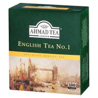 AHMAD TEA English Tea No.1 100x2 g
