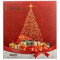 AIRPURE Adventní kalendář se svíčkami Strom