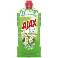 AJAX  Floral Fiesta Flower Čistící prostředek Green 1000 ml