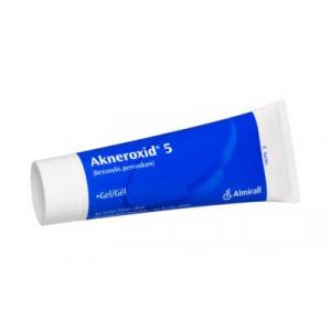 AKNEROXID 5 GEL 1X50GM 5%