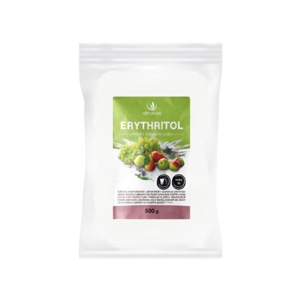 ALLNATURE Erythritol 500 g