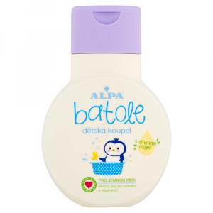 ALPA Batole Dětská koupel s olivovým olejem 200 ml