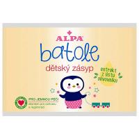 ALPA Batole Dětský zásyp s extraktem olivovníku 100 g