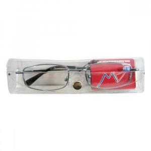 AMERICAN WAY Čtecí brýle v modré etui  + 2.50