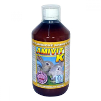 BENEFEED Amivit  K králíci 500 ml
