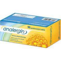 ANALERGIN  90X10MG Potahované tablety