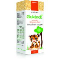 APOTEX Glukánek sirup pro děti 150 ml