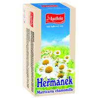 APOTHEKE Heřmánek pravý čaj 20 sáčků