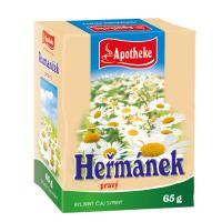 APOTHEKE Heřmánek pravý květ sypaný 65 g
