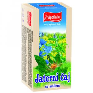 APOTHEKE Jaterní čaj 20 sáčků