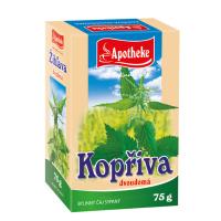 APOTHEKE Kopřiva dvoudomá nať sypaný čaj 75 g