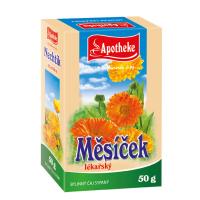 APOTHEKE Měsíček lékařský květ sypaný čaj 50 g
