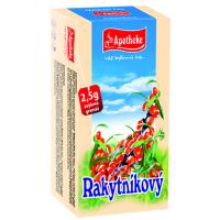 APOTHEKE Rakytníkový čaj 20x2,5 g