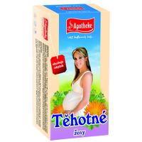 APOTHEKE Těhotné ženy čaj 20 sáčků