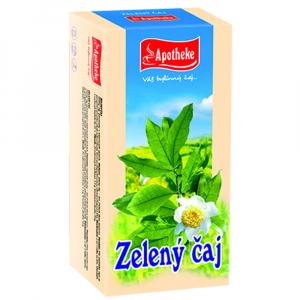 APOTHEKE Zelený čaj 20 sáčků