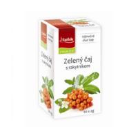 APOTHEKE Zelený čaj s rakytníkem 20x2 g