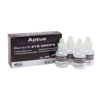 APTUS SentrX EYE DROPS oční kapky 4x10 ml