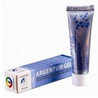 ARGENTUM gel Místní antibakteriální přípravek pro zklidnění pokožky 30 ml