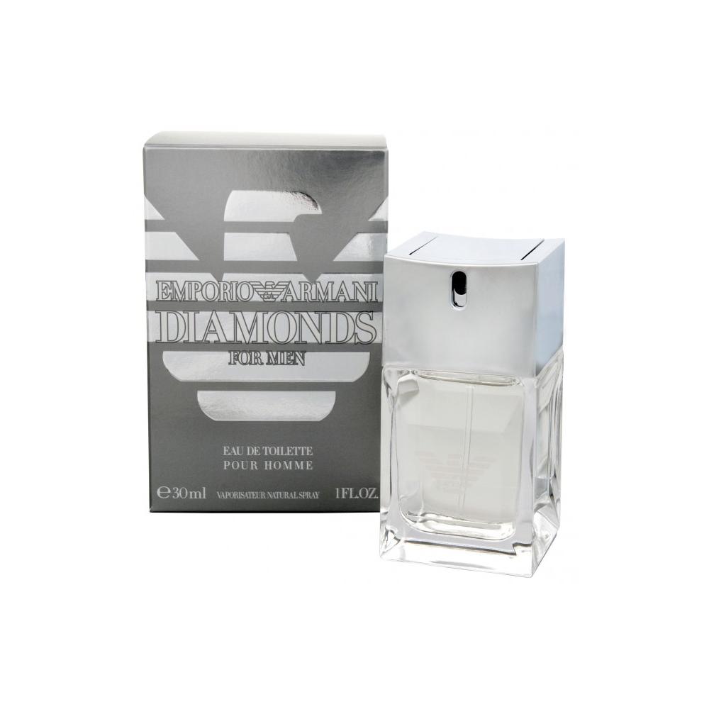 Giorgio Armani Diamonds Summer 2010 pour Homme, Toaletní voda 75 ml Tester