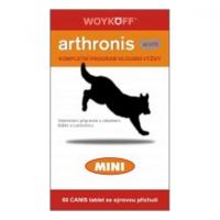 Arthronis mini ACUTE CANIS sýrová příchuť 60tbl