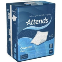 ATTENDS Cover dri plus podložka 60 x 90 cm 30 ks