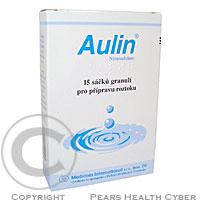 AULIN  15SÁČKŮ Granule pro roztok