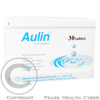 AULIN  15X100MG Tablety