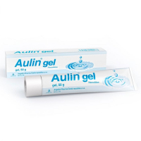 AULIN Gel 30 mg 50 g