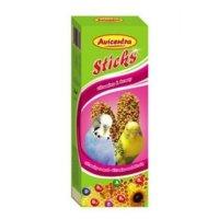 AVICENTRA tyčinky andulka - vitamin + med 2 kusy