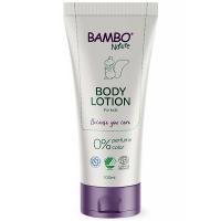 BAMBO Nature Tělové mléko pro děti neparfemované 100 ml