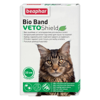 BEAPHAR Repelentní obojek Bio Band pro kočku 35 cm 1 kus