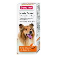 BEAPHAR Laveta Super Kapky vyživující srst pro psy 50 ml