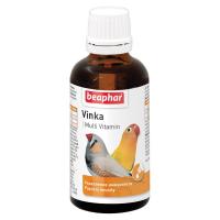 BEAPHAR Vinka Vitamínové kapky 50 ml