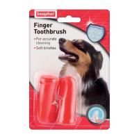 BEAPHAR Zubní kartáček pro psy na prst
