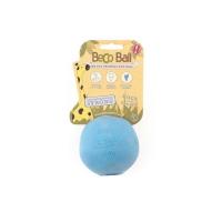 BECO Ball EKO míček pro psy - modrý XL